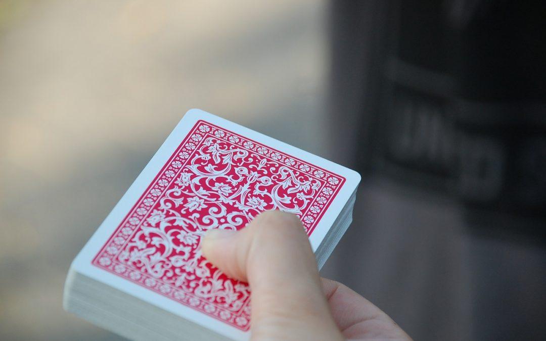 Kortspill på nett