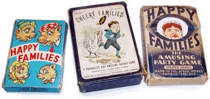 familie kortspill