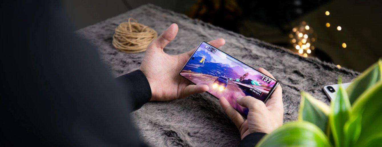 Kortspill på mobilen