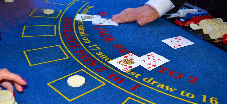 Blackjack-uttrykk alle spillere bør kjenne til