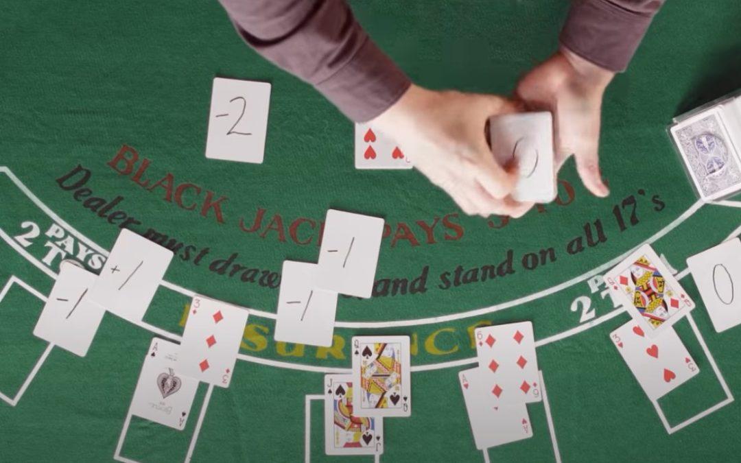 Fungerer korttelling på online casinoer?