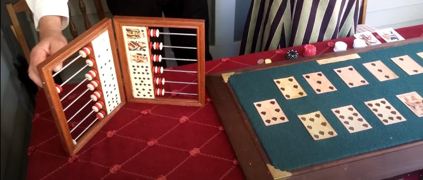 Faro – Verdens eldste kortspill