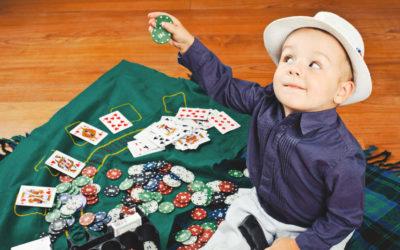 Hva kan man lære av poker?