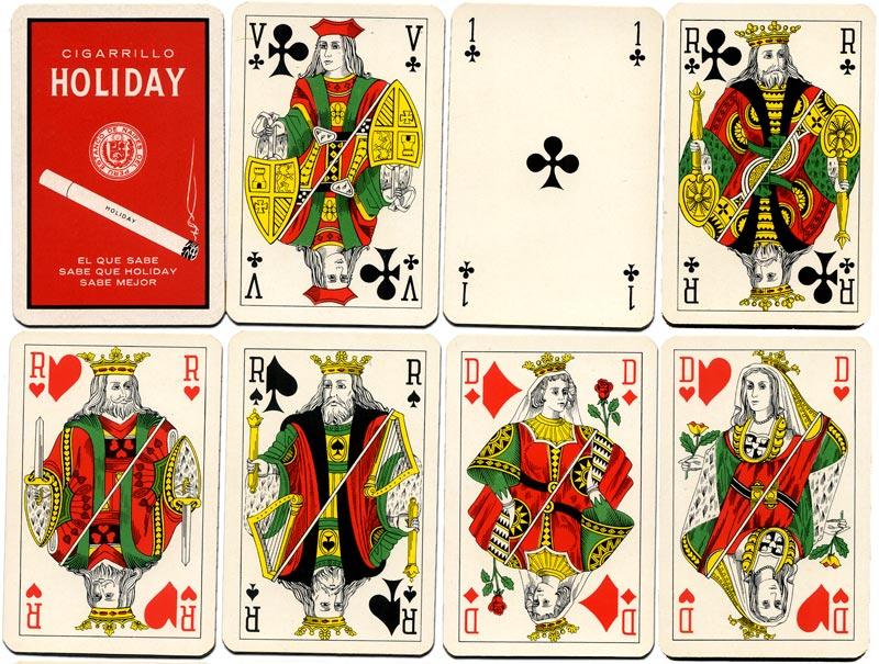 Kortspill for deg og vennegjengen på ferie