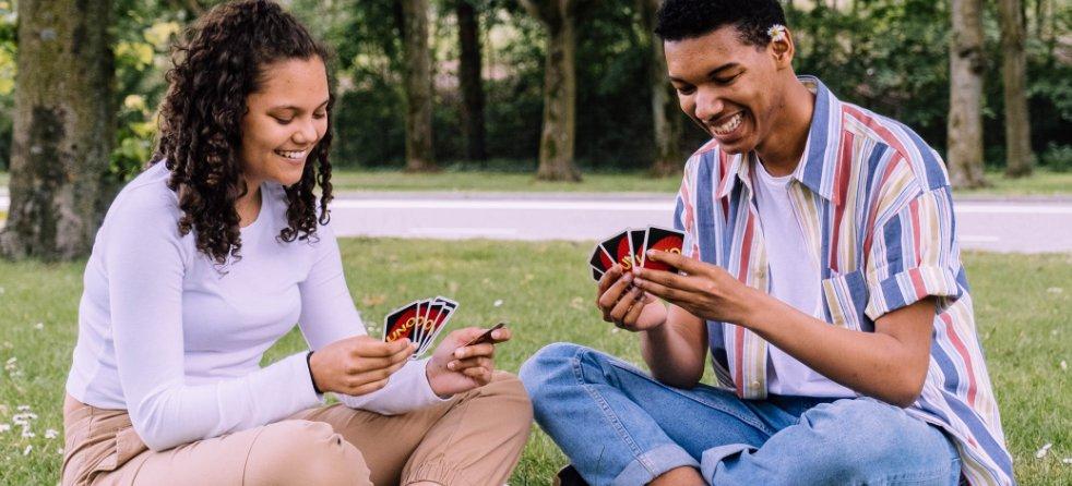 Vår tids fascinasjon av kortspill